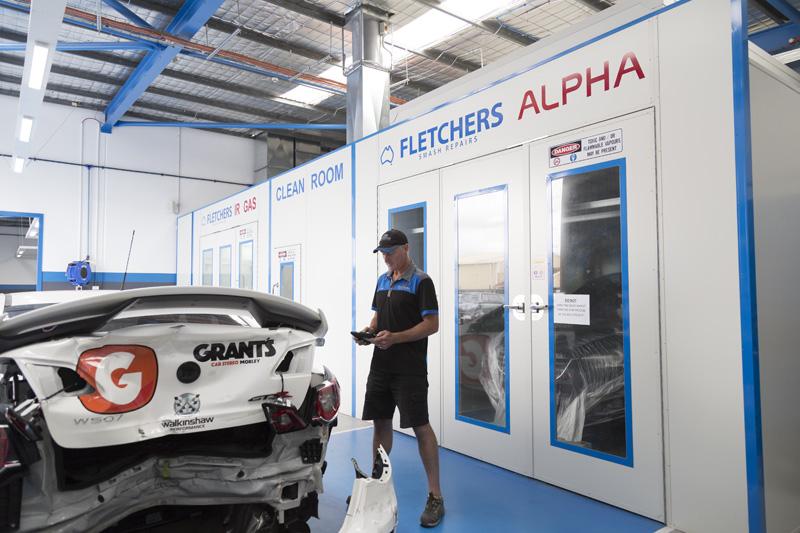 Fletchers Auto Repair >> Home Fletcher S Malaga Smash Repairs